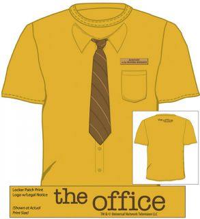 Now you can look just like Dwight Schrute, Assistant to the Regional