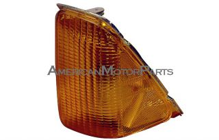 Eagleeye Driver Replacement Park Turn Signal Corner Light 86 91 Ford
