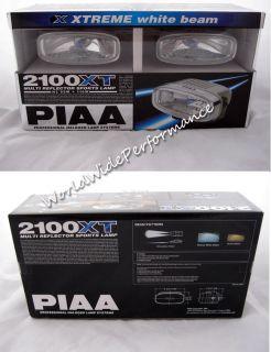 Piaa 2100 Xtreme White SMR Driving Lamp Light Kit 2192