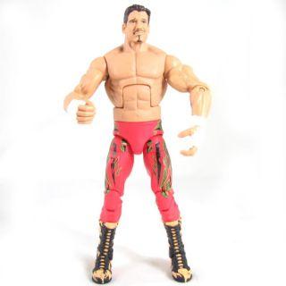 wwe wrestling mattel legends 6 eddie guerrero figure