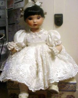 Marie Osmond Princess Rose Porcelain Doll