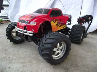 Traxxas E Maxx Remote Control RC Monster Truck Car Adult Owned