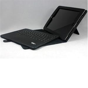 Estand CBIBTPFPURBLK02 Synthetic Leather Case iPad2 CBI BTPF PU R Blk