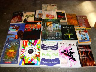 Young Adult 19 Book Lot Mystery Suspense Drama 0451223896