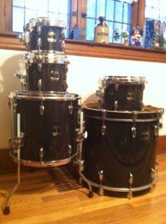 Used Gretsch Renown Maple Drums Shell Pack