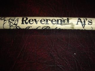 Alex Van Halen Drumstick Stage Used