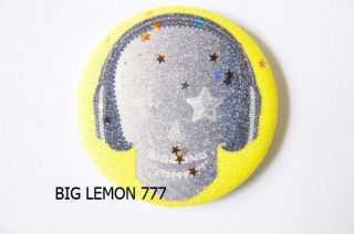 BIGBANG Big Bang 4th Mini Album Button Pin Badge E1