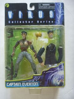 Everton Toy Action Figure Resaurus 1998 Donald Sutherland