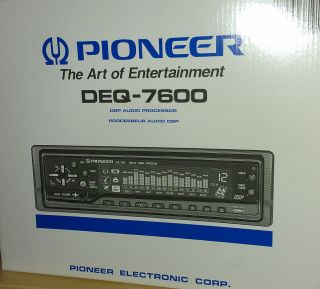 158971070_new pioneer deq 7600 dsp audio digital signal processor pioneer deq 7600 wiring diagram wiring diagram and schematic pioneer deq 9200 wiring diagram at fashall.co