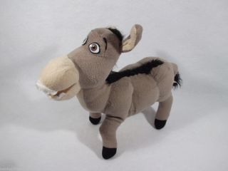 Dreamworks Shrek Donkey Companion Plush Toy Doll Ogre
