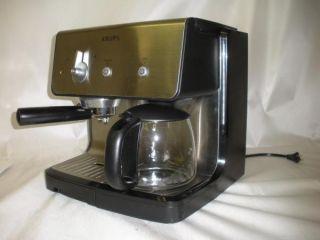 COMBO COFFEE / 15 BAR PUMP DRIVEN ESPRESSO CAPPUCCINO MAKER MACHINE