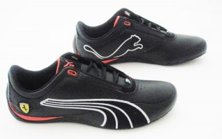 New Puma Ferrari Drift Cat 4 SF Carbon Mens Black Sneakers Shoes