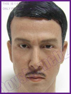 1 6 Head Play Custom Donnie Yen Head Sculpt