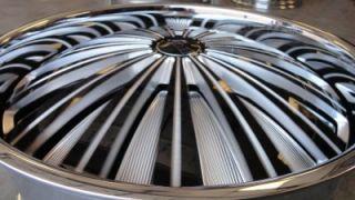 Mercedes Benz Factory Wheels Custom Wheels Factory OEM Car/Truck Parts