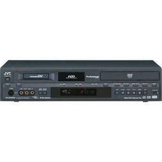 JVC Mini DV Hard Disk Drive HDD DVD Recorder SR DVM600U DVR Deck Tape