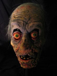 Rotting Zombie Walking Dead Undead Dorian Adult Latex Halloween Mask