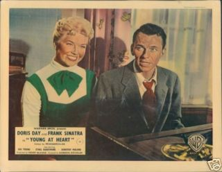 Frank Sinatra Doris Day Classic Young at Heart Lobby