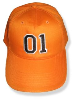 Dukes of Hazzard Embroidered Cap General Lee Logo Hat