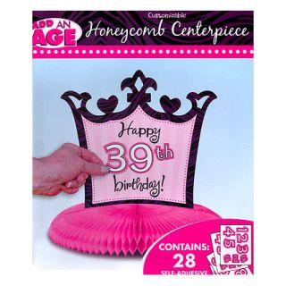 Fabulous Birthday Party Any Age Custom Centerpiece