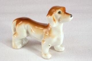 Vintage Precious Dotson Dachshund Porcelain Dog Ceramic Figurine 910 2