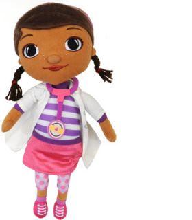 Disney Dottie Doc McStuffins Talking Plush New Ready To Ship