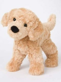 long GOLDEN RETRIEVER stuffed animal DOG Douglas Cuddle Toy