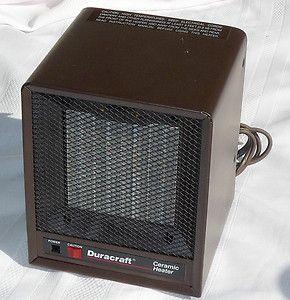 Duracraft Ceramic Heater   Premium Quality and Built to LAST