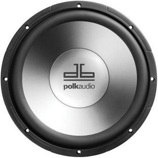 Polk Audio db1040DVC 10 Inch Dual Voice Coil Subwoofer Single Black