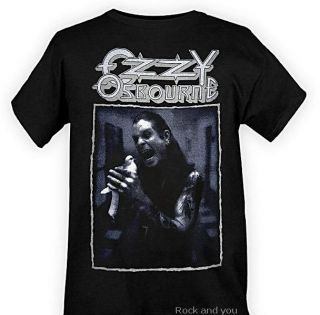 Ozzy Osbourne Dove Metal Rock T Shirt M L XL 2XL NWT