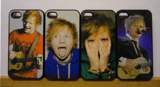 Ed Sheeran Apple iPhone 4 4S Phone Hard Case Cover