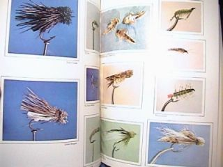 1972 Art Flicks Master Fly Tying Guide Soft Cover Very Good Condition