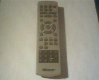 Memorex DVD Player Remote Control