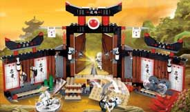 Lego Ninjago Ice Dragon Attack 2260 Building Toys Kids Hobbies