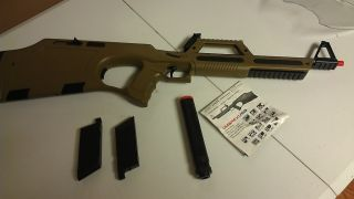 Walther G22 Special Operations Dual Power Airsoft Rifle