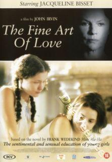 The Fine Art of Love New PAL DVD J Bisset John Irvin