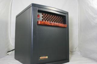 edenpure quartz electric heater model 500 eden pure