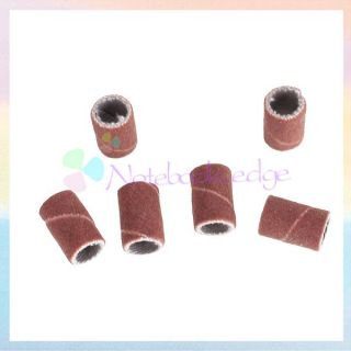 20pc 180 Gri Sanding Bands Drill Machine Replacemen Bis for Nail