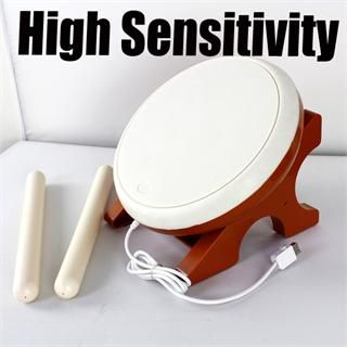 Hign Sensitivity Drum Set for Nintendo Wii Remote Controller Taiko No