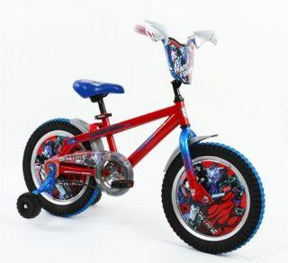 Dynacraft Transformer Optimus Prime Bike 16 inch Wheels