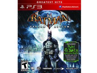 Eidos 1000150450 Batman Arkham Asylum GOTY PS3 Greatst Hits 50108