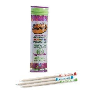 Educational Insights Smencils Colored Pencils 10 Pack New