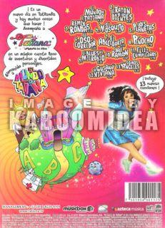 artist tatiana format cd libro title el mundo de tatiana