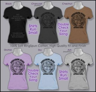 Womens Duane Allman Brothers Band 70 Lady T Shirt s 3XL