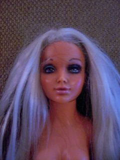 Ideal Doll 18 Tiffany Taylor 1973 1974 Blond Brunnette Dual Hair