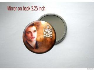 Twilight Edward Cullen Woods Vampire Pocket Purse Mirror
