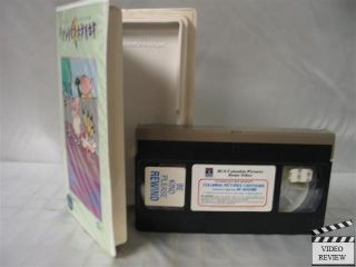 Columbia Picures Caroons V 5 sarring Mr Magoo VHS