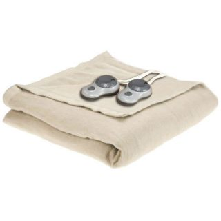 Sunbeam Imperial Nights Electric Heated Warming Blanket