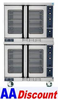 New Duke Electric Double Deck Convection Oven E102 E