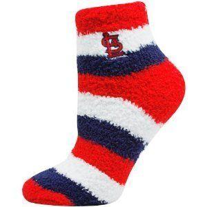 St. Louis Cardinals Womens MED 6 11 Large Mens Socks MED size 5 10