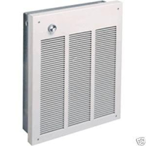 Electric Fan Forced Wall Mounted Heater Qmark LFK304 5